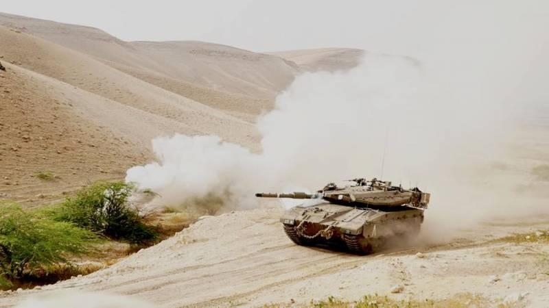 Нетаньяху подтвердил нанесение удара по территории Сирии