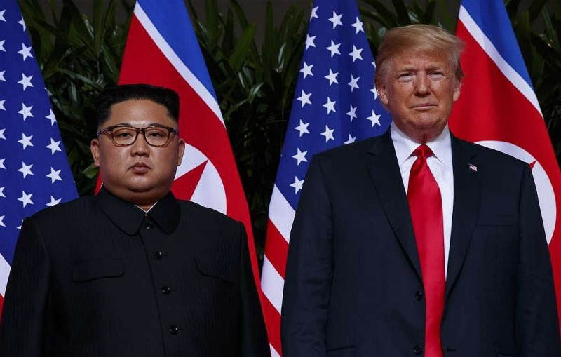 Politico: второй саммит США - КНДР пройдет 27-28 февраля во Вьетнаме