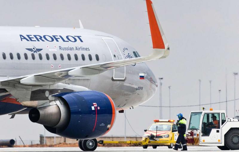 """В """"Аэрофлоте"""" опровергли информацию о задержании замглавы департамента компании"""
