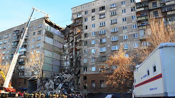 В Магнитогорске власти обсудят благоустройство территории у дома после ЧП