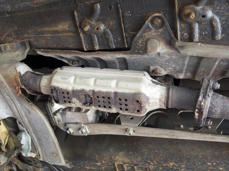 Рост цен на палладий спровоцировал всплеск краж автомобильных катализаторов в США