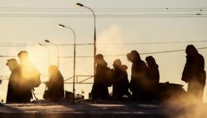 Очевидцы сообщили о массовой драке на юго-востоке Москвы