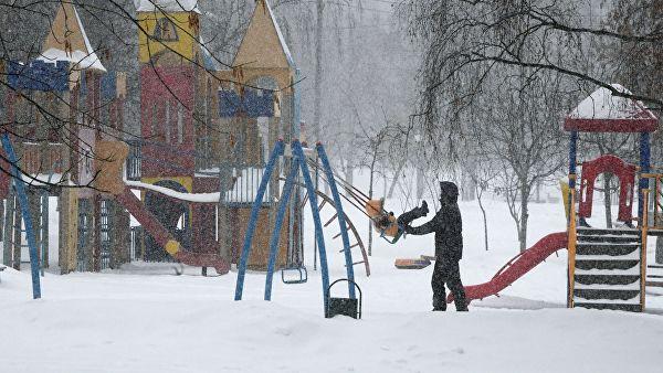 В московской усадьбе Люблино появятся шесть детских площадок