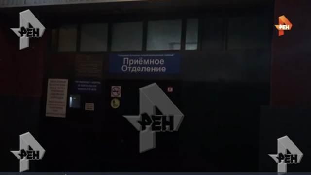 Видео из больницы Ростова-на-Дону, куда привезли пострадавшего в результате перестрелки