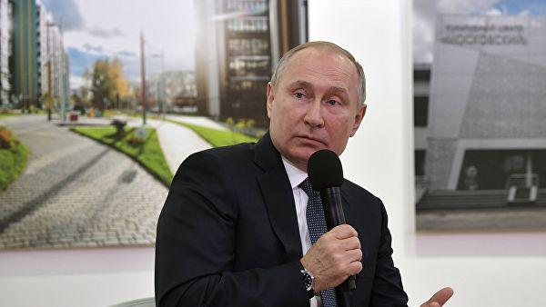 Путин поручил сгладить переход на эскроу-счета в строительстве