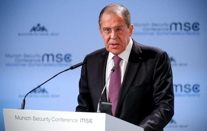 Лавров: Евросоюз дал себя втянуть в бессмысленное противоборство с Россией