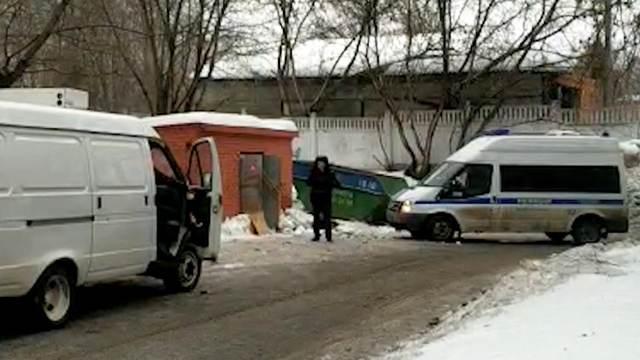 Задержан подозреваемый в убийстве женщины, найденной в мусорном контейнере в Москве