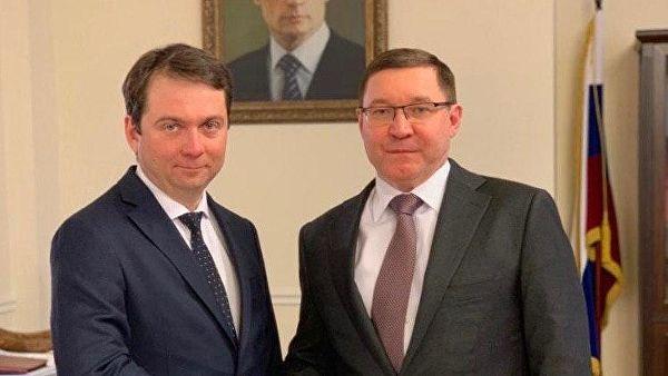 Якушев: работа в Минстрое поможет Чибису в управлении Мурманской областью