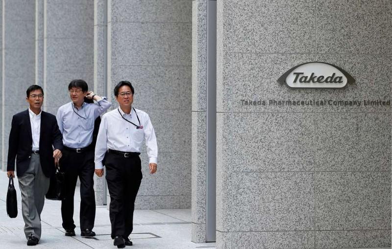 Компания Takeda с апреля прекратит поставки в Россию трех препаратов