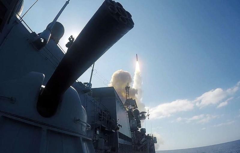 Источник: в России разрабатывают фрегаты, способные нести почти 50 крылатых ракет
