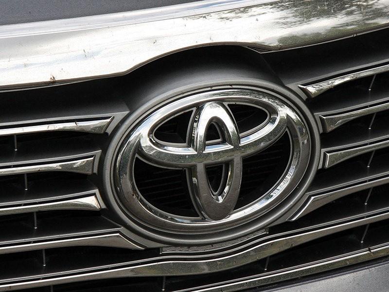 В Toyota предложили брызгать угонщикам в лицо слезоточивый газ
