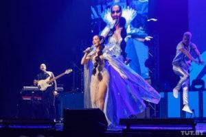 Барби-спортсменка изБеларуси получила титул «Мисс огонь» наконкурсе красоты «Мисс Земля»