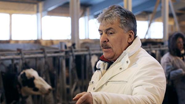 Акционеры совхоза обжаловали отказ в иске к Грудинину на 2,1 млрд рублей