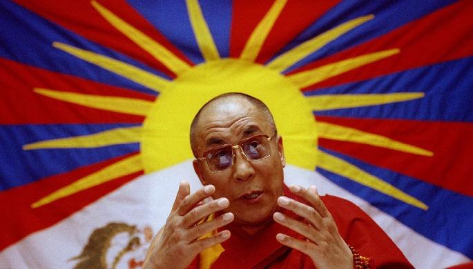 Госпитализирован Далай-лама