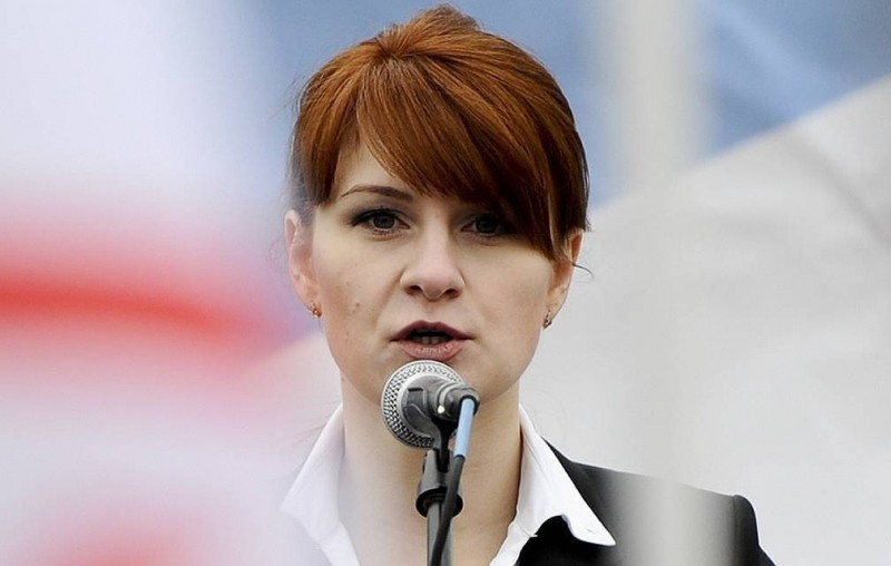 Бутина просит приговорить ее к уже отбытому сроку