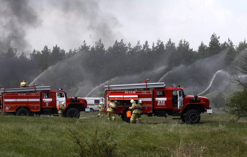 В 22 регионах России ввели особый противопожарный режим