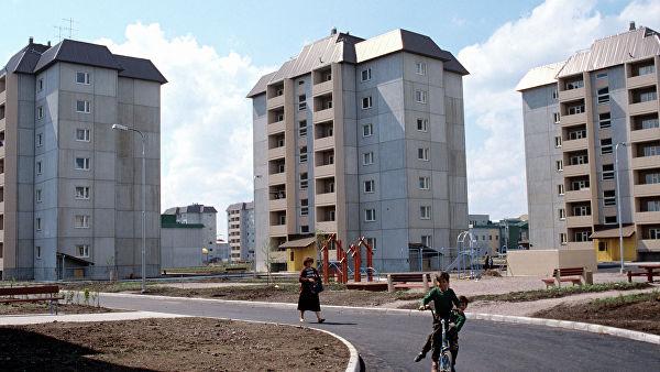 В Подмосковье на ремонт военных городков выделено 5 млрд руб