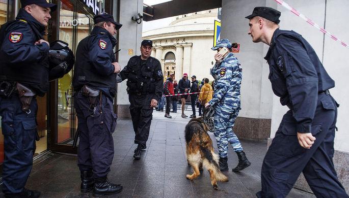 Минобороны назвало причину взрыва в военной академии Петербурга