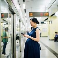 Беременным женщинам вредны долгие поездки на работу