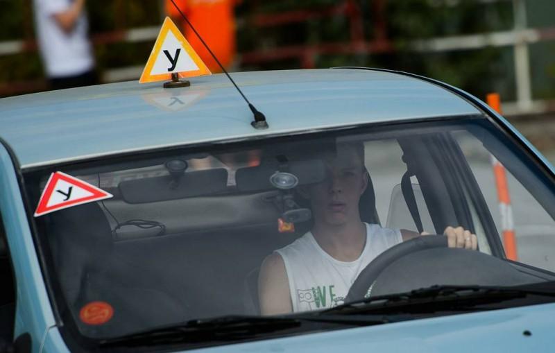 ГИБДД выступила против раздельного обучения водителей-профессионалов и любителей