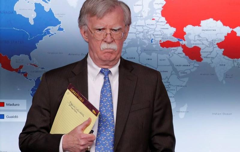 Reuters: США  17 апреля объявят о новых санкциях против Кубы, Венесуэлы и Никарагуа