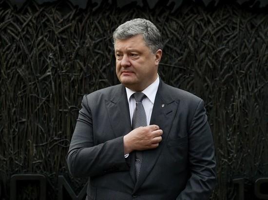 Порошенко признался, что считает себя русскоязычным человеком