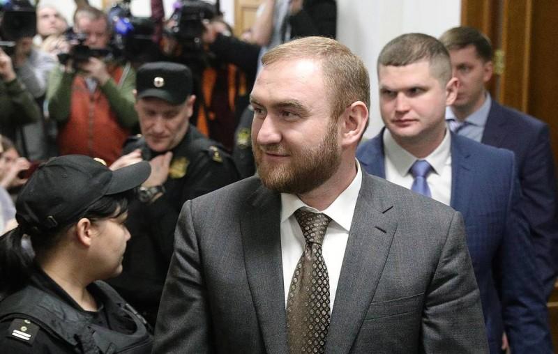 Источник: суд арестовал имущество и денежные средства Арашуковых