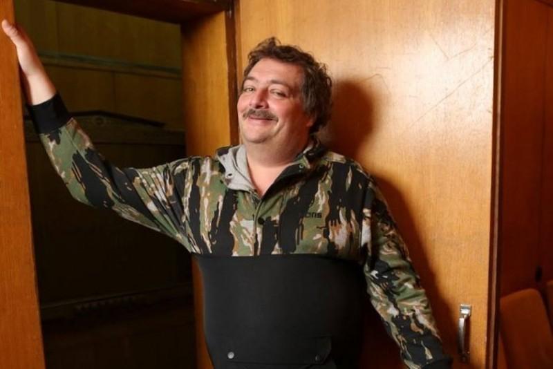 Писатель Дмитрий Быков обратился кчитателям после нескольких дней вкоме