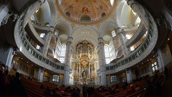 Архитектор, воссоздавший собор в Дрездене, объяснил сложности этой работы