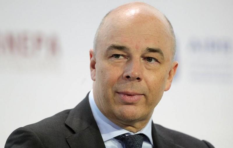 """Силуанов заявил, что у России есть """"план Б"""" на случай санкций против госбанков"""