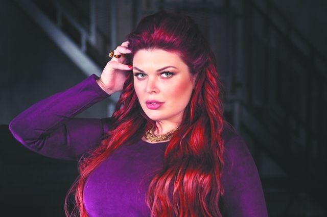 Модель plus-size Юлия Рыбакова: «Я долго не принимала своё тело!»