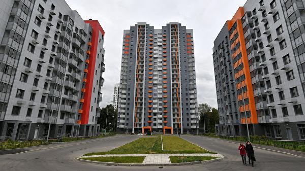 Москва за два месяца увеличила ввод жилья в 14 раз