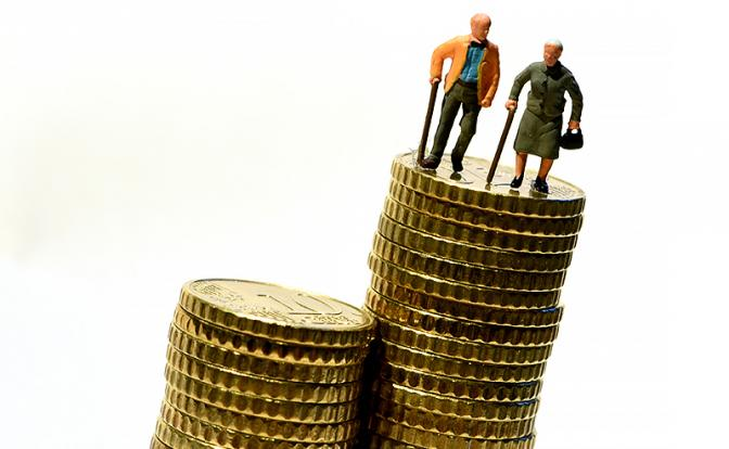 Россия рвется в норвежский пенсионный рай, да грехи не пускают