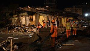 Число пострадавших при взрывах на складе под Ачинском выросло до 12 человек
