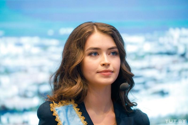 «Мисс Беларуси» стала ведущей белорусскогоТВ