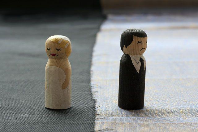 Развод страшнее смерти. Как пережить разрыв и вернуться к нормальной жизни