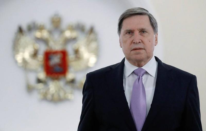 """Ушаков: запроса от США на встречу Путина и Трампа на саммите """"двадцатки"""" не поступало"""