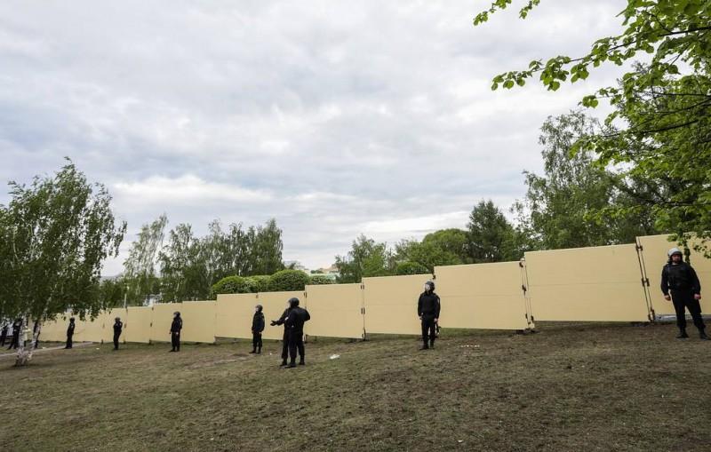 Жителей Екатеринбурга вновь спросят о строительстве собора
