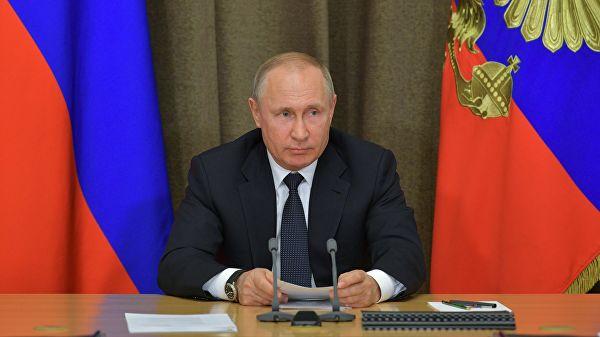 Путин: для развития Астраханской области нужна привлекательная ипотека