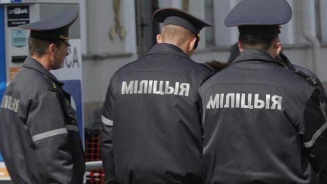 В Белоруссии похитили и убили лейтенанта милиции