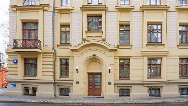 В Москве начались работы по  благоустройству Остоженки
