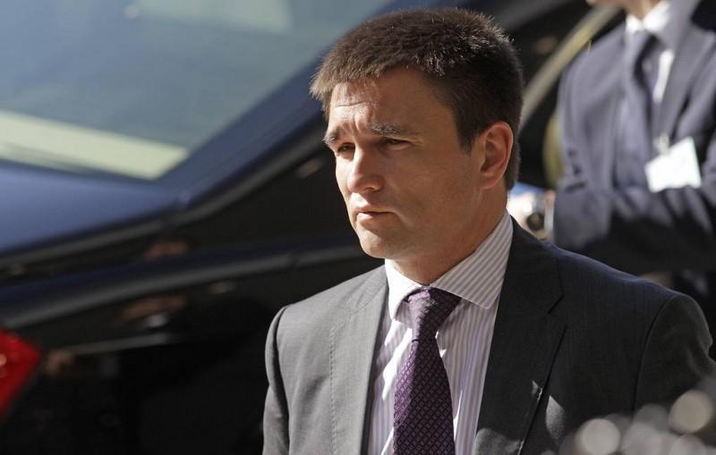 Глава МИД Украины написал заявление об отставке. Он будет баллотироваться в Верховную раду