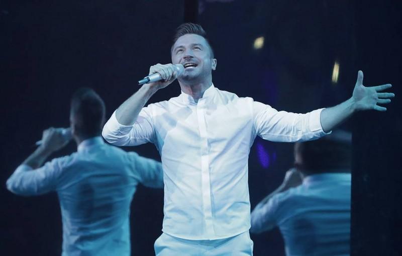 Сергей Лазарев пообещал представить русскоязычную версию песни Scream