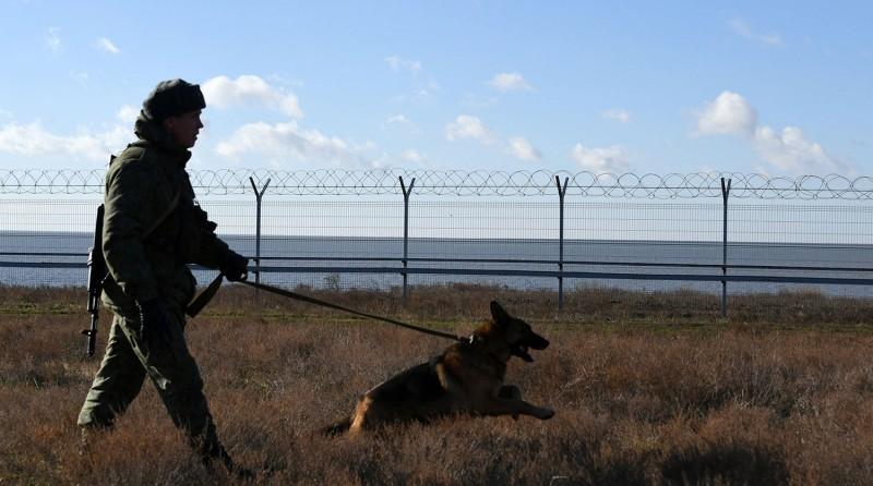 Украина усилила охрану на границе с Россией накануне 9 мая