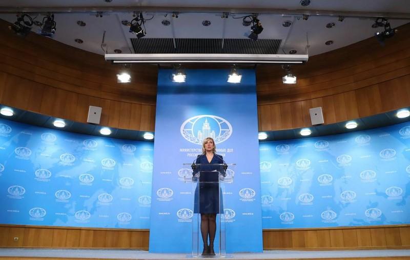 Захарова назвала ответной мерой высылку шведских дипломатов из России