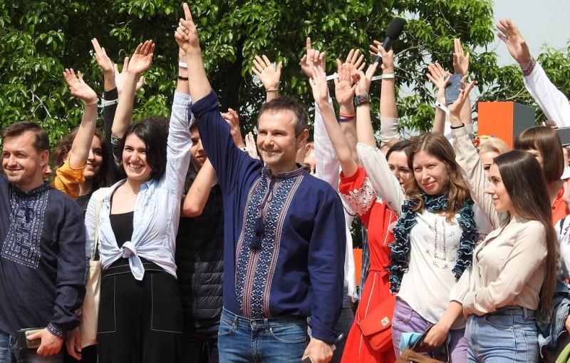 """Лидер группы """"Океан Эльзы"""" объявил, что его партия будет участвовать в выборах в Раду"""