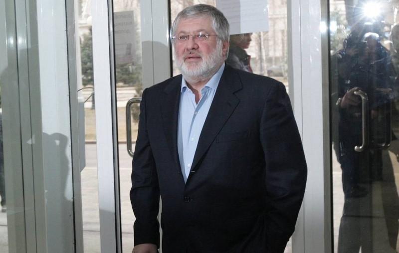 Коломойский заявил, что его не приглашали на инаугурацию Зеленского