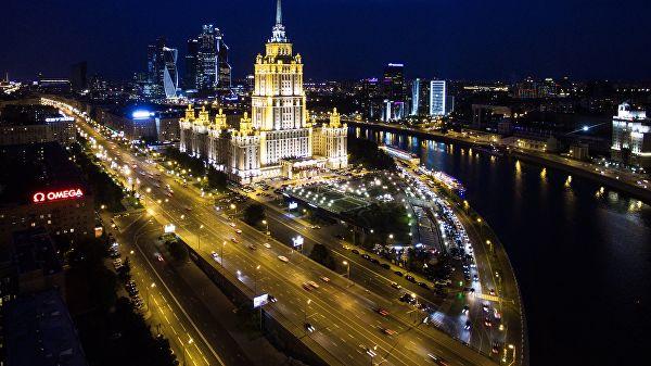 Ремонт Кутузовского проспекта в Москве планируют завершить до 25 июня
