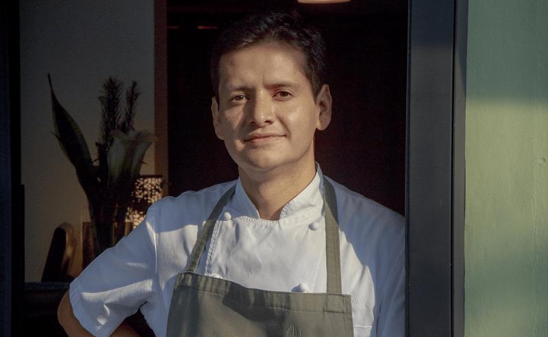 Шеф Хорхе Вайехо— омексиканской культуре, стене сСША илюбимых ресторанах вМехико