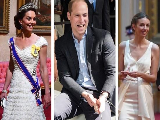 """Кейт Миддлтон встретилась с """"любовницей"""" принца Уильяма"""